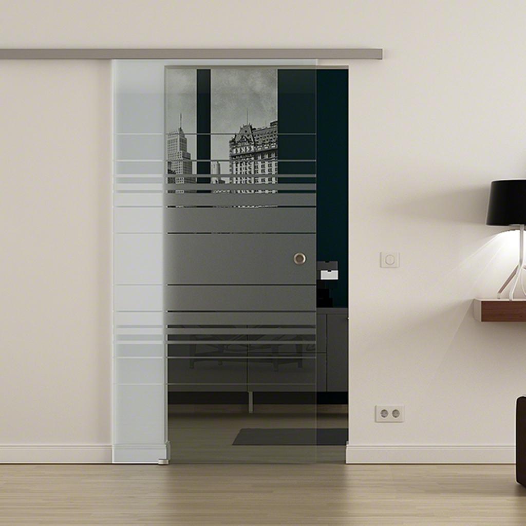 glasschiebet r levidor soft close stop 1 flg satiniert design dekor glasschiebet r discount. Black Bedroom Furniture Sets. Home Design Ideas