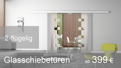 doppel glasschiebet ren innen. Black Bedroom Furniture Sets. Home Design Ideas